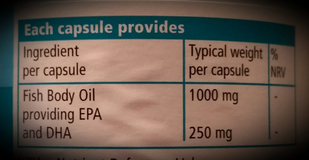 Fish oil capsules for How much fish oil to take