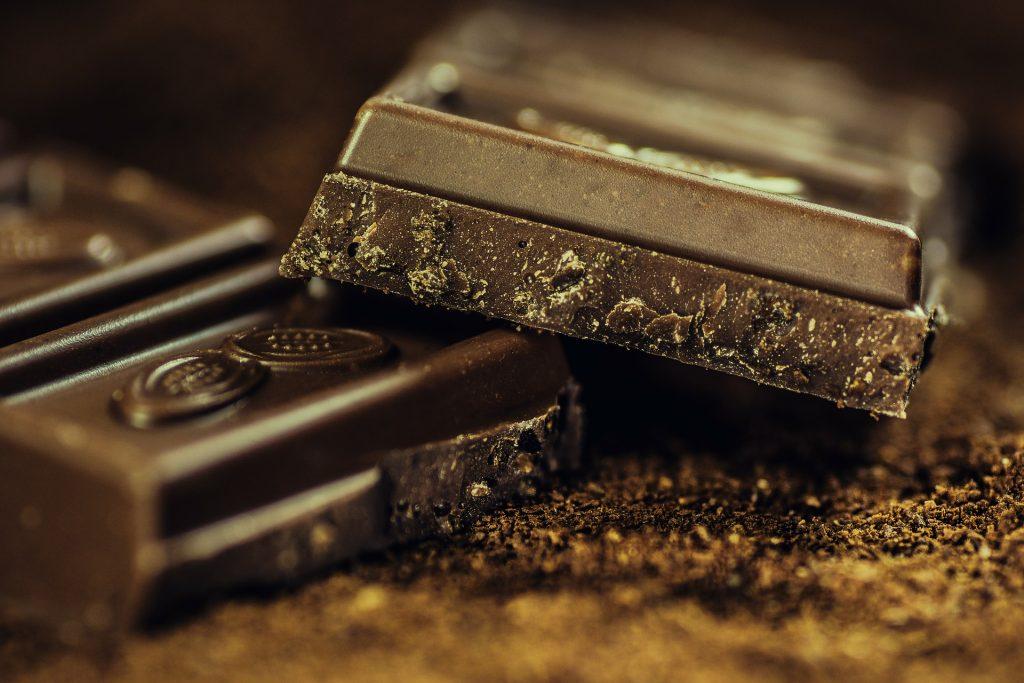 Chocolate anxiety phytochemistry