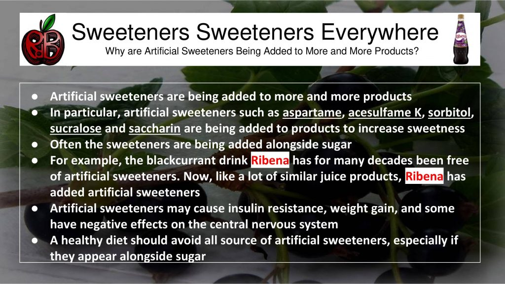 aspartame sugar