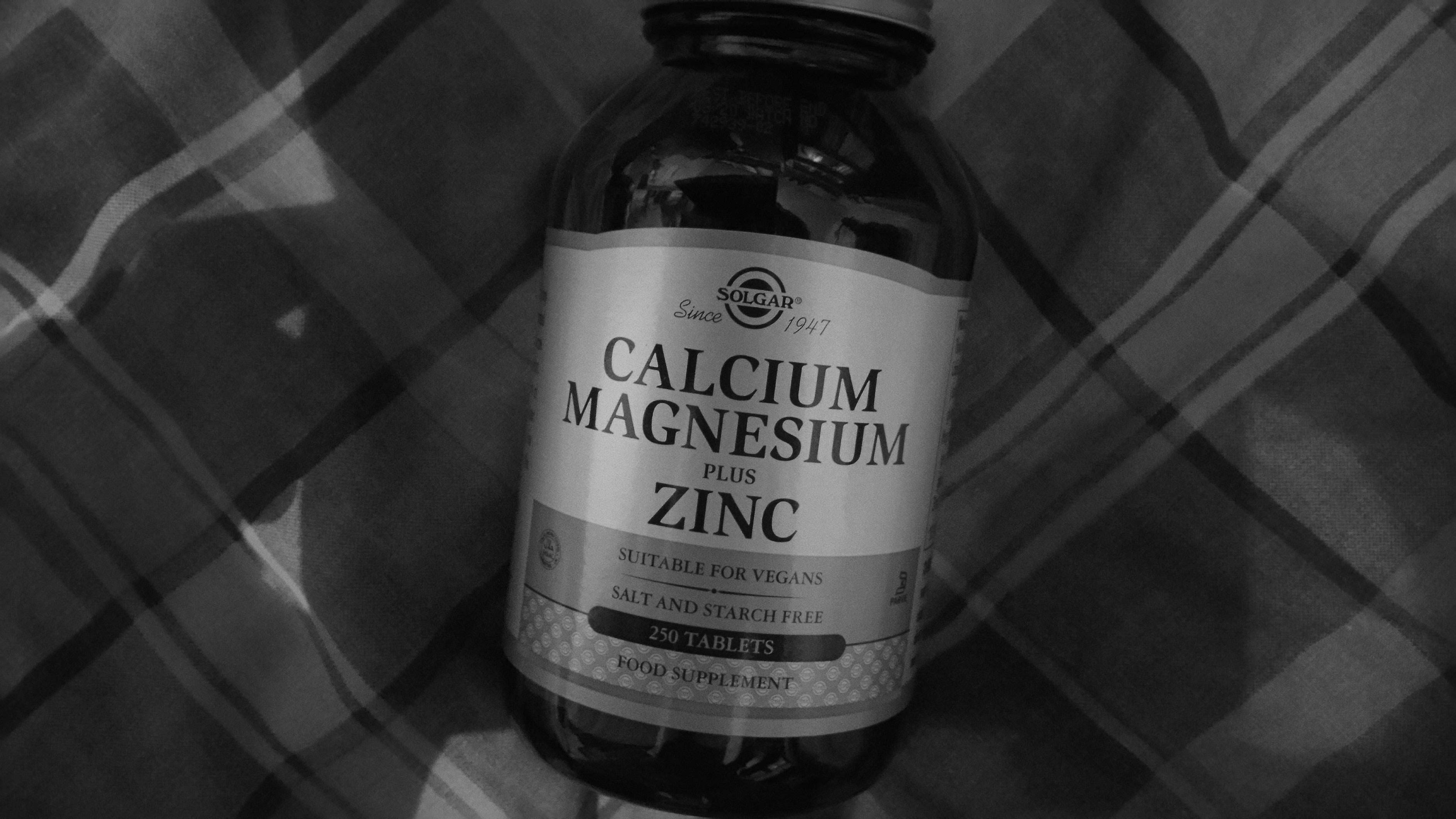 magnesium anxiety depression mood