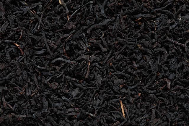 black tea carotenoids
