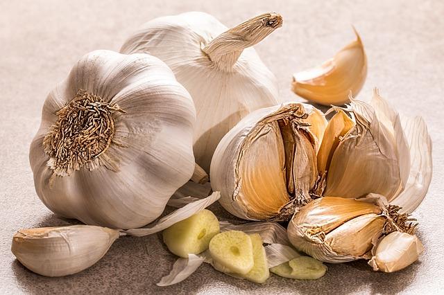 garlic anxiety depression mood