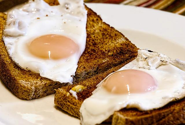 eggs lycopene carotenoids